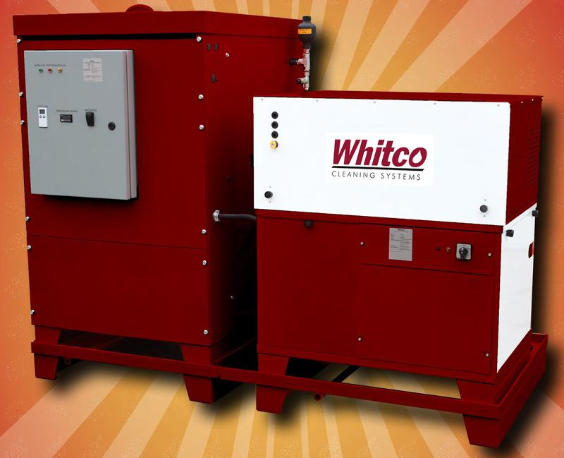 Whitco All Electric Hot Water